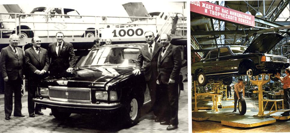Картинки по запросу ГАЗ-3102 БЫЛ НАИМЕНЕЕ МАССОВОЙ ВОЛГОЙ, НО ПРИ ЭТОМ ВЫПУСКАЛСЯ ДОЛЬШЕ ОСТАЛЬНЫХ МОДЕЛЕЙ — ПРАВДА
