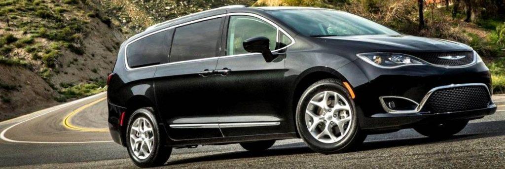 Картинки по запросу Chrysler Pacifica