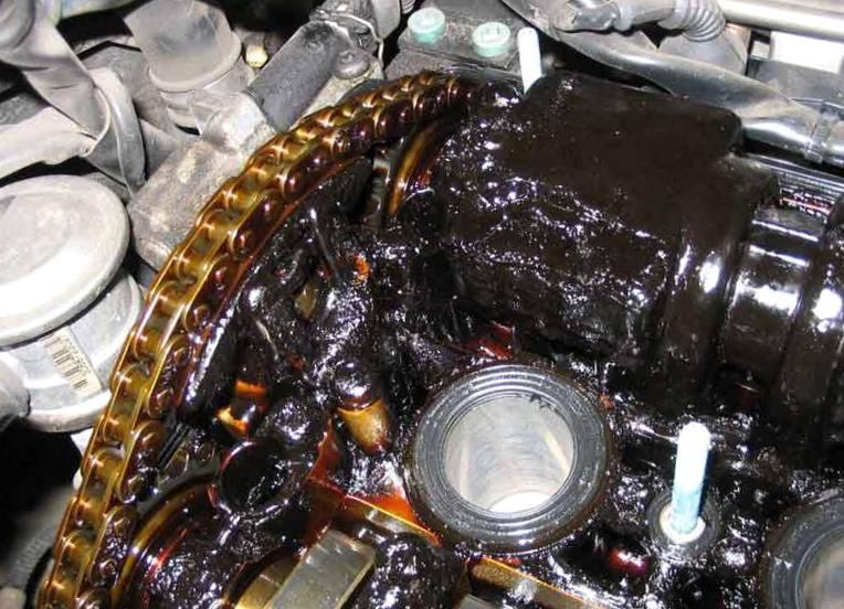 Картинки по запросу старое масло в машине