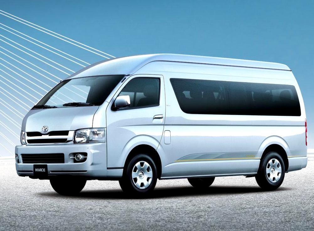 Картинки по запросу Toyota Hiace H200