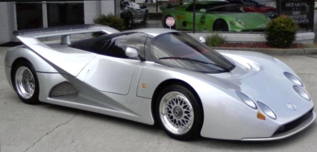 Уникальное авто.