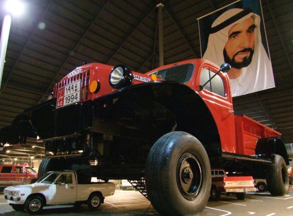 Самые дорогие автомобили арабских шейхов