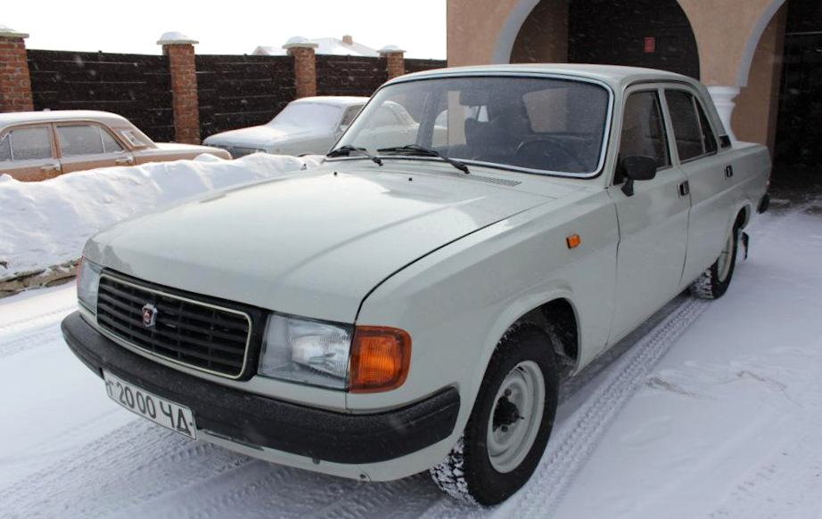 Картинки по запросу ужебная машина ГАЗ-3102 особенная модель