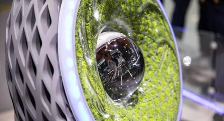 Какими будут автомобильные шины будущего?