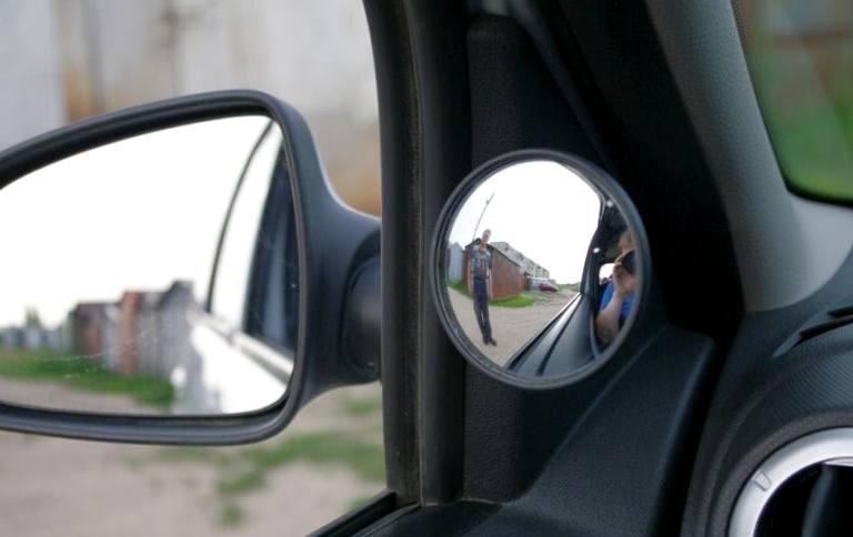 "Картинки по запросу ""сферические зеркала на машину"""