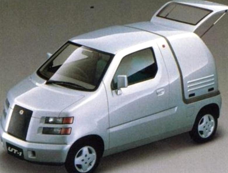 Suzuki UT-1 Concept, 1995