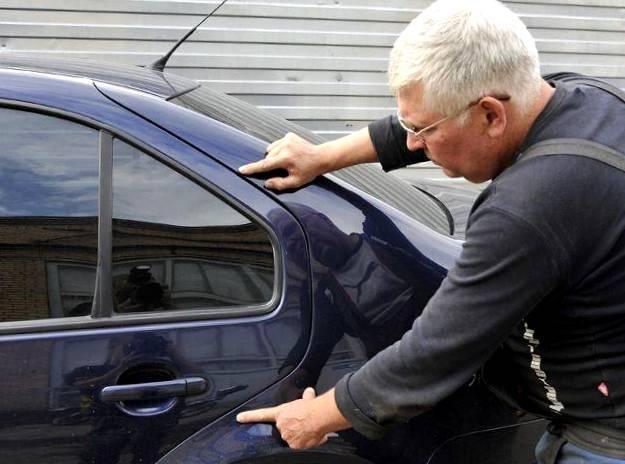 """Картинки по запросу """"Как искать следы повреждений на кузове авто"""""""
