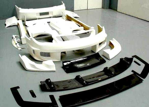 Аэродинамический обвес изображение 2
