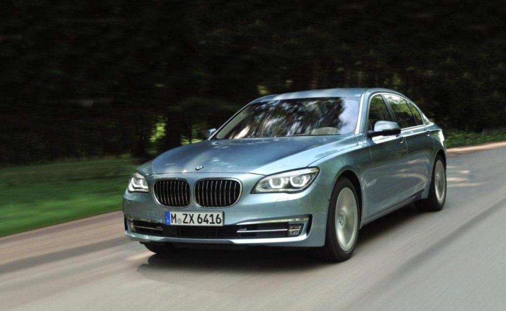 "Картинки по запросу ""BMW 7 ActiveHybrid"""