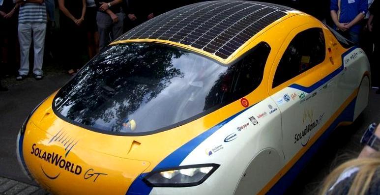 """Картинки по запросу """"автомобиль «Solar World GT»"""""""
