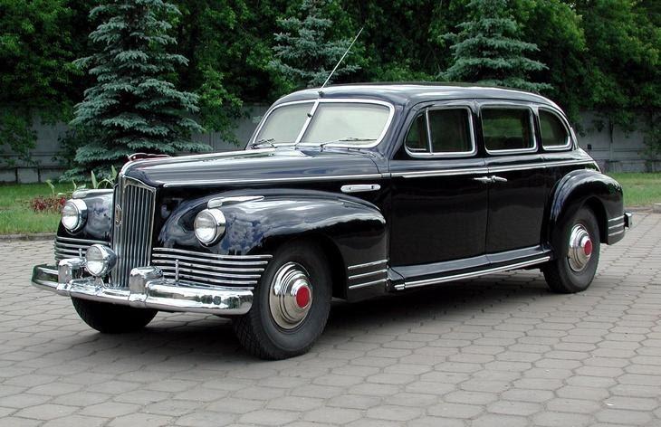 Лимузин ЗИС-115, 1947–1958