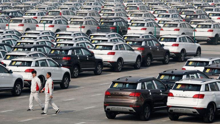 """Картинки по запросу """"Прогноз по мировым продажам машин ухудшили из-за коронавируса"""""""