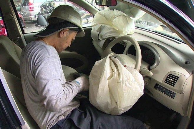 """Картинки по запросу """"Дефектные подушки безопасности Takata"""""""