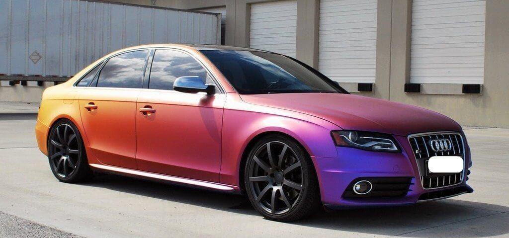 Фото авто цвет хамелеон – Как покрасить автомобиль в цвет ...