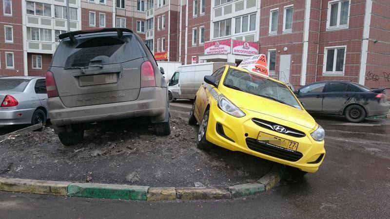 Мастера парковки от zaMKADpride за 20 марта 2015