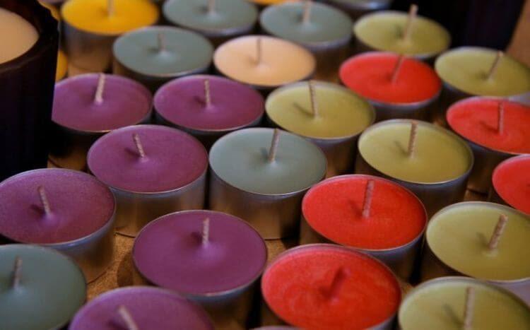 аромасвечи, ароматические свечи, освежитель воздуха в авто