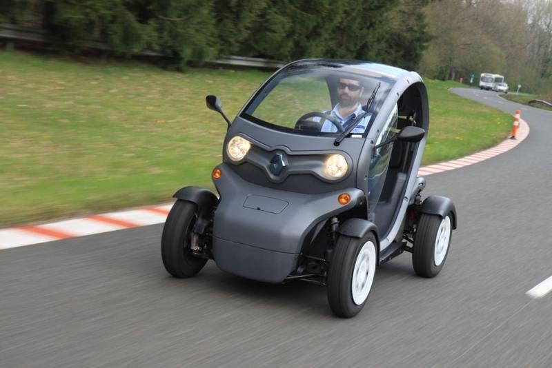 Самые медленные современные автомобили