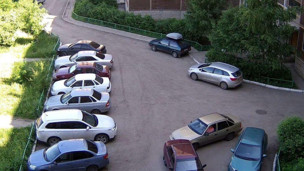 Разбор ДТП. Спорные случаи на парковке