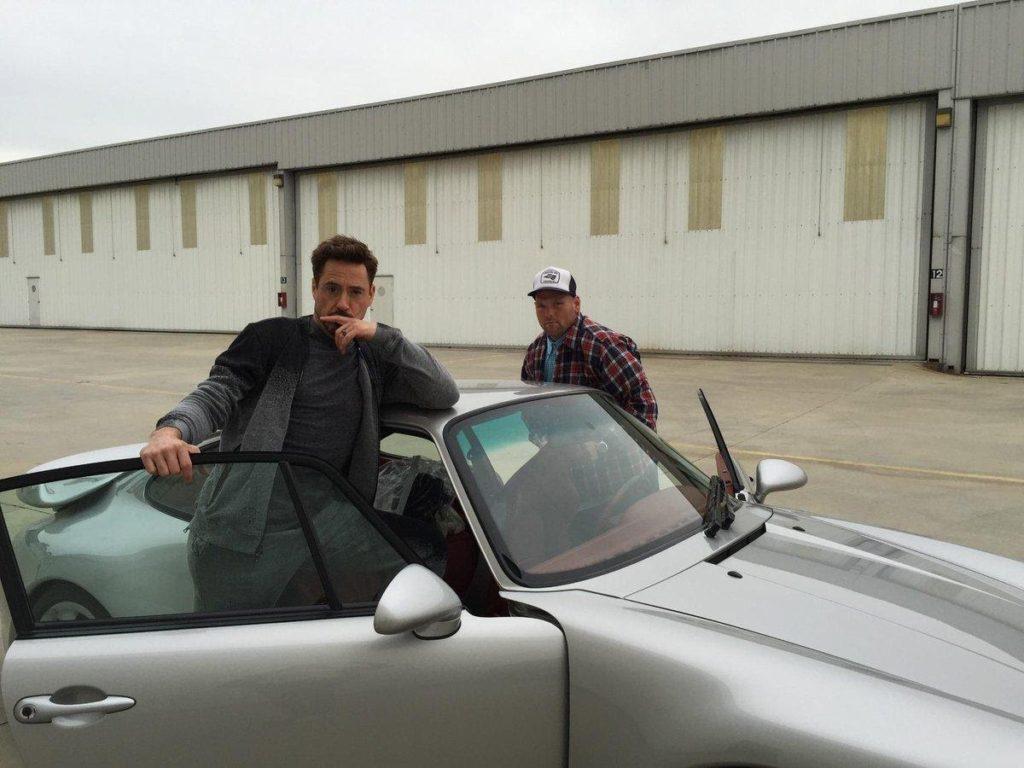 """Robert Downey Jr on Twitter: """"Eat your heart out, Mr. Geller ..."""