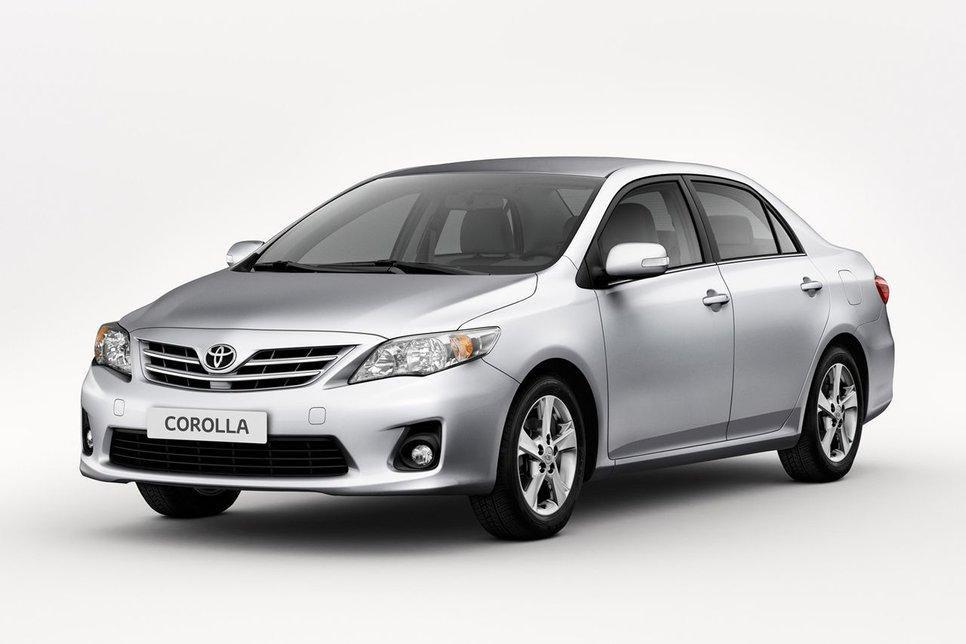 Toyota Corolla десятого поколения 2006–2013 гг. (кузова E140/E150 ...