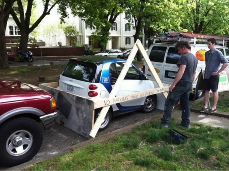 Месть за неправильную парковку: ТОП-10 случаев - mport.ua