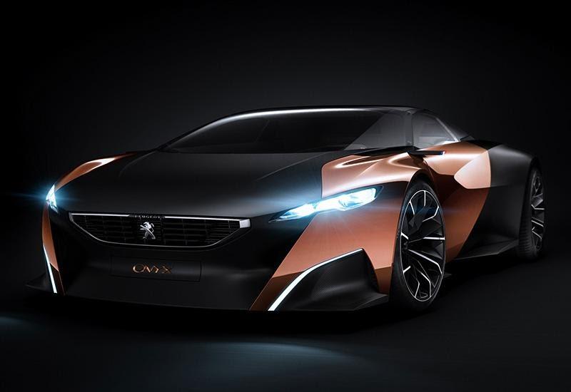 2012 Peugeot Onyx Concept - характеристики, фото, цена.
