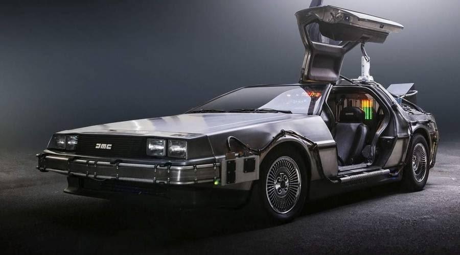 Kultovní DeLorean DMC-12 se možná vrátí do výroby už v roce 2021 ...