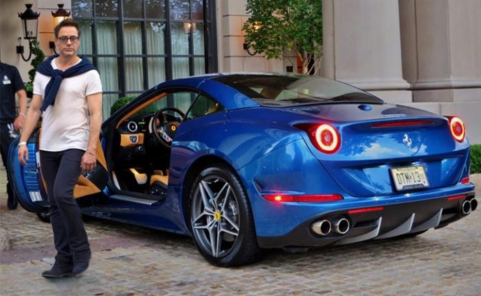 Гений, миллиардер, филантроп»: на каких автомобилях ездит актер ...