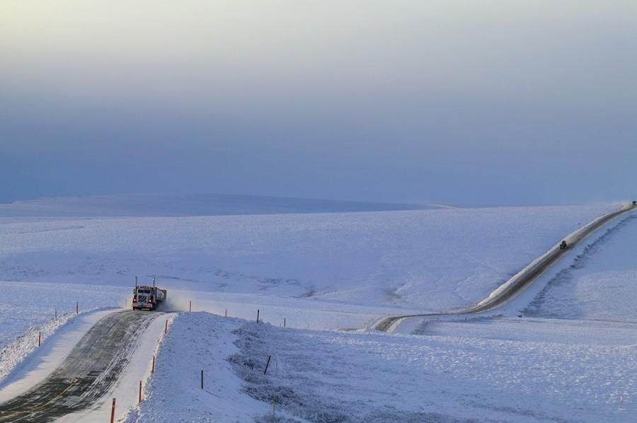 Далтон Хайвей, Аляска - 10 самых опасных дорог в мире