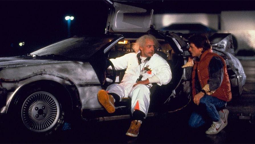 DeLorean из фильма «Назад в будущее» выставлен на продажу - Газета ...