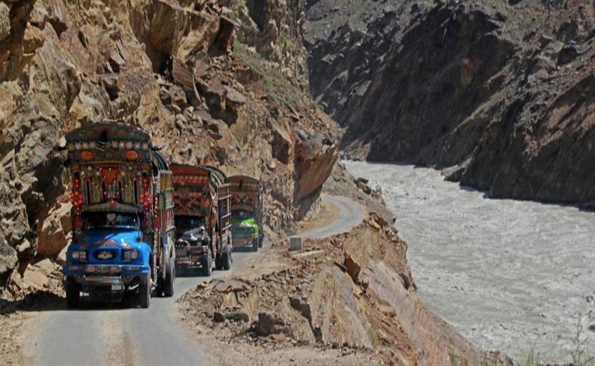 Каракорумское шоссе, Пакистан/Китай » — карточка пользователя ...