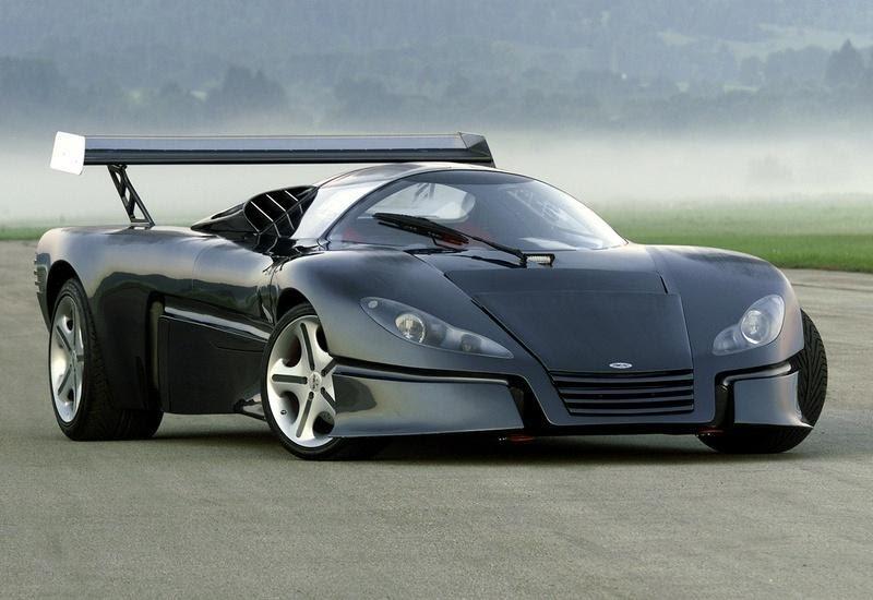 1999 Sbarro GT1 Concept - характеристики, фото, цена.