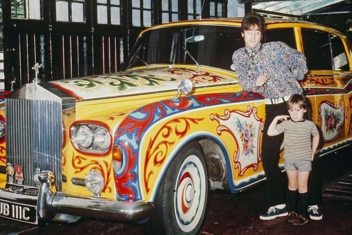 Самое дорогое авто в мире, Rolls-Royce Джона Леннона сегодня ...
