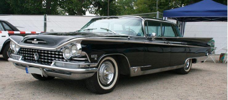 Buick Electra 1959 - машина, автомобиль, купить, характеристики
