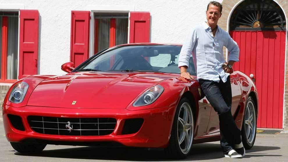 Ferrari rendirá homenaje a Michael Schumacher por su cumpleaños 50