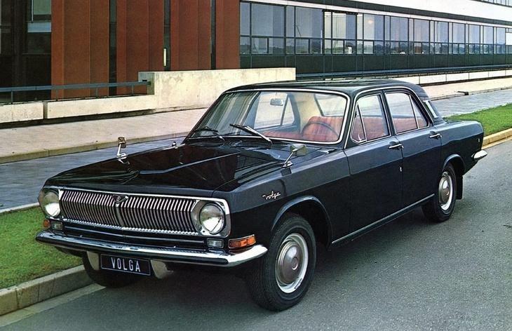 ГАЗ-24 Волга — история модели, фото, цены