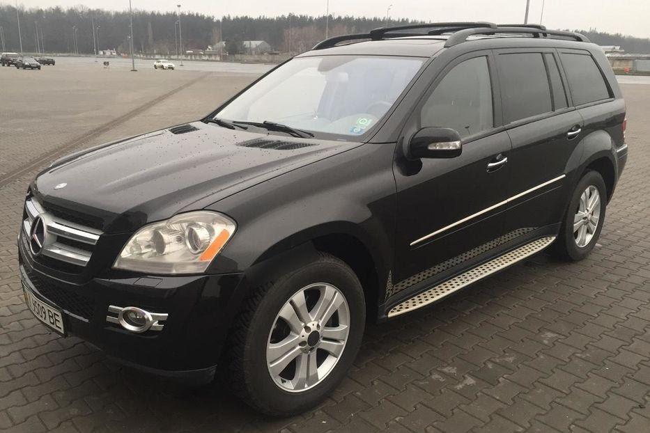 Продам Mercedes-Benz GL 450 в Киеве 2008 года выпуска за 21 000$