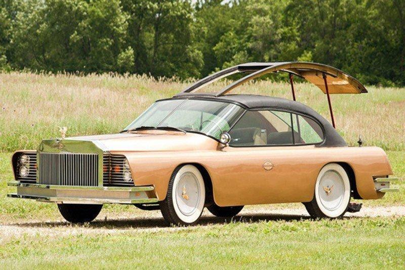 Самые странные автомобили которые видел мир | SOFTMIXER ...