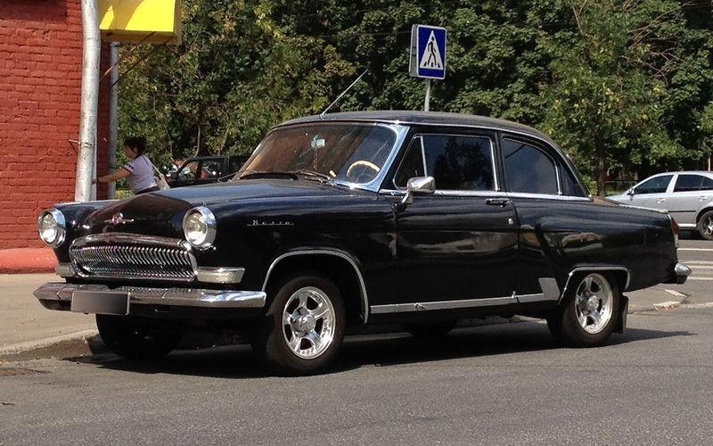 11 модификаций Волги ГАЗ-21, которых как бы не было