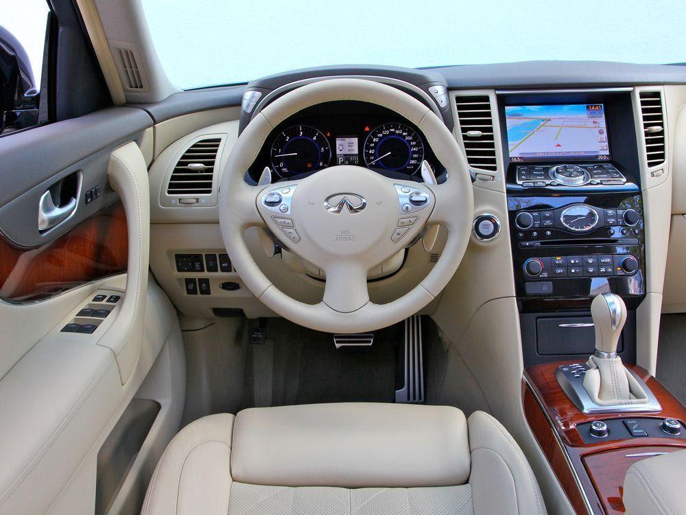 Infiniti QX70 - стоимость, цена, характеристика и фото автомобиля ...