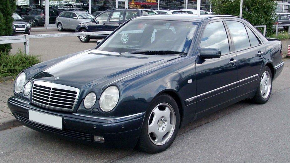 Mercedes Benz W210 на еврономерах в Украине - опасности покупки