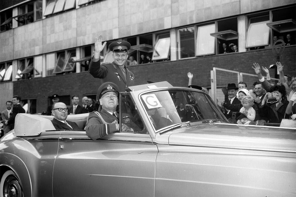 От ГАЗа до Citroen: все автомобили Юрия Гагарина :: Autonews