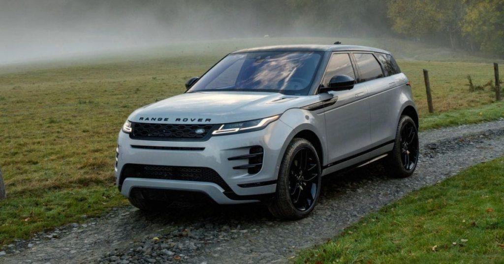 Land Rover Range Rover Evoque - цены, отзывы, характеристики Range ...