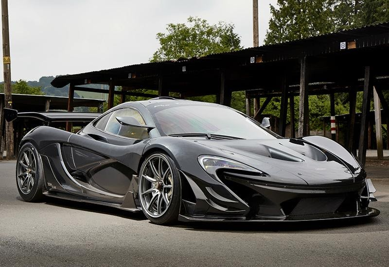 2017 McLaren P1 LM - характеристики, фото, цена.