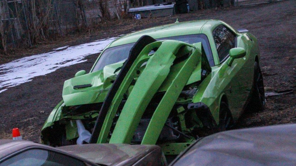 Разбить за 60 секунд: 10 ярких машин, погибших сразу после покупки ...
