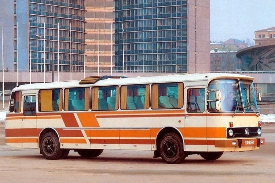Отечественные автобусы на Олимпиаде: из Москвы-80 в Сочи-2014 :