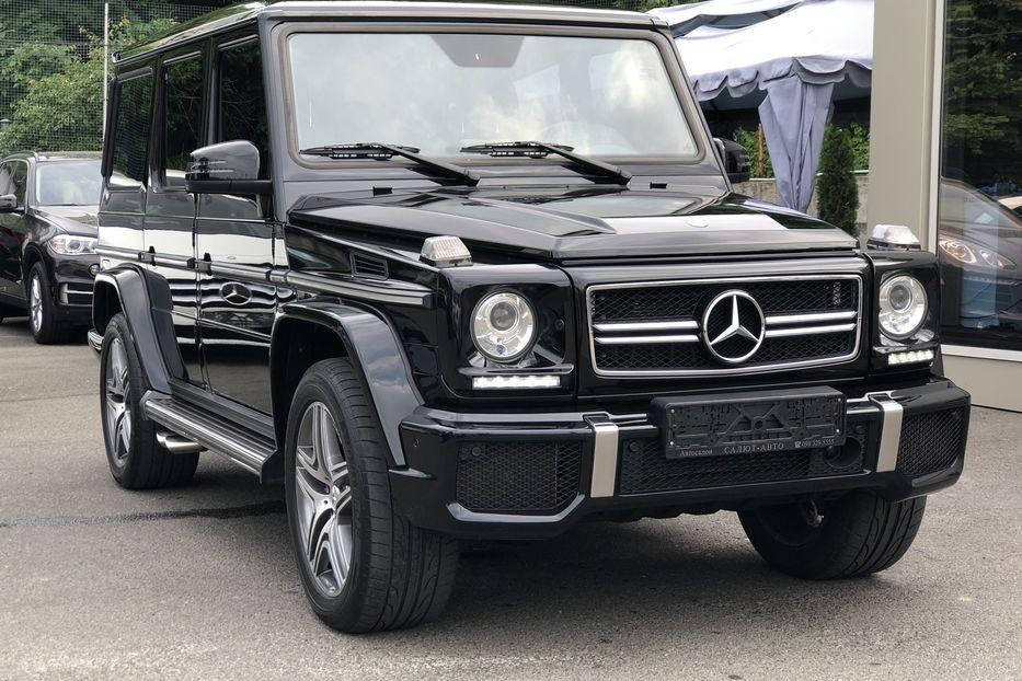 Продам Mercedes-Benz G-Class 63 AMG в Киеве 2014 года выпуска за ...