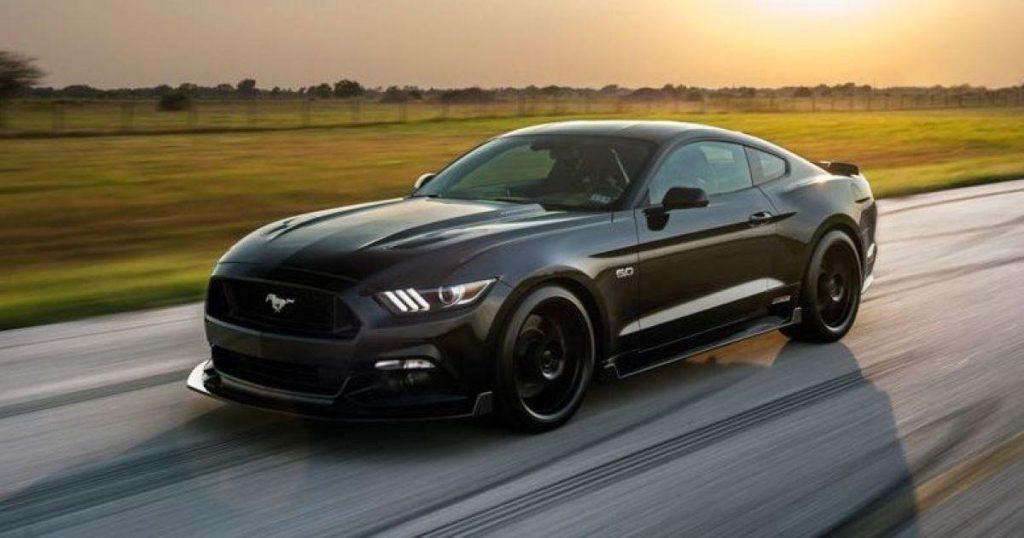 Ателье Hennessey доработало Ford Mustang GT - Новости - TCH.ua