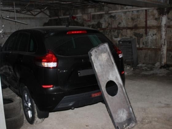 В Тольятти полиция нашла угнанный с АвтоВАЗа выставочный LADA Xray ...