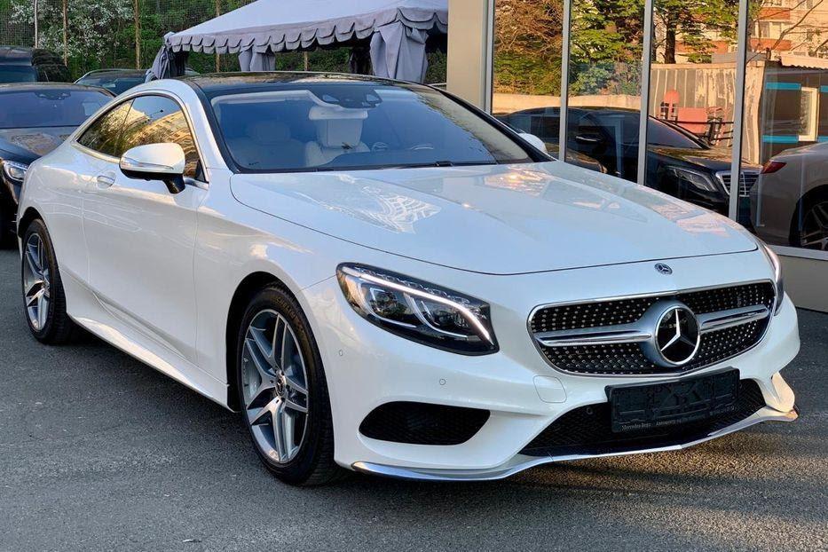 Продам Mercedes-Benz S-Class Coupe 400 4matic AMG\\\ в Киеве 2017 ...